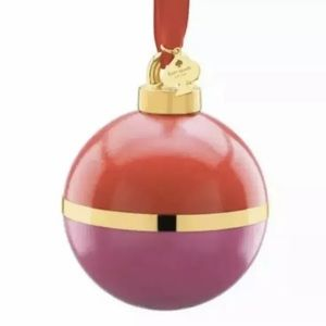 Kate Spade x Lennox Christmas ornament